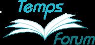 Logo temps forum