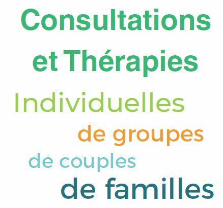 Consultation et thérapies individuelles